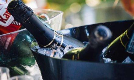 Méthode de refroidissement express du Champagne