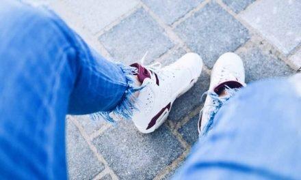 Comment faire des rangements avec des jeans ?